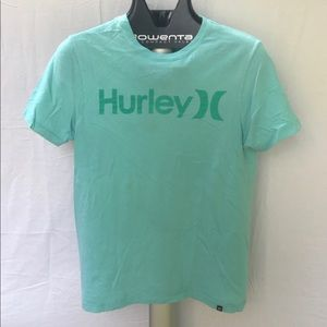 Teal Hurley T-shirt